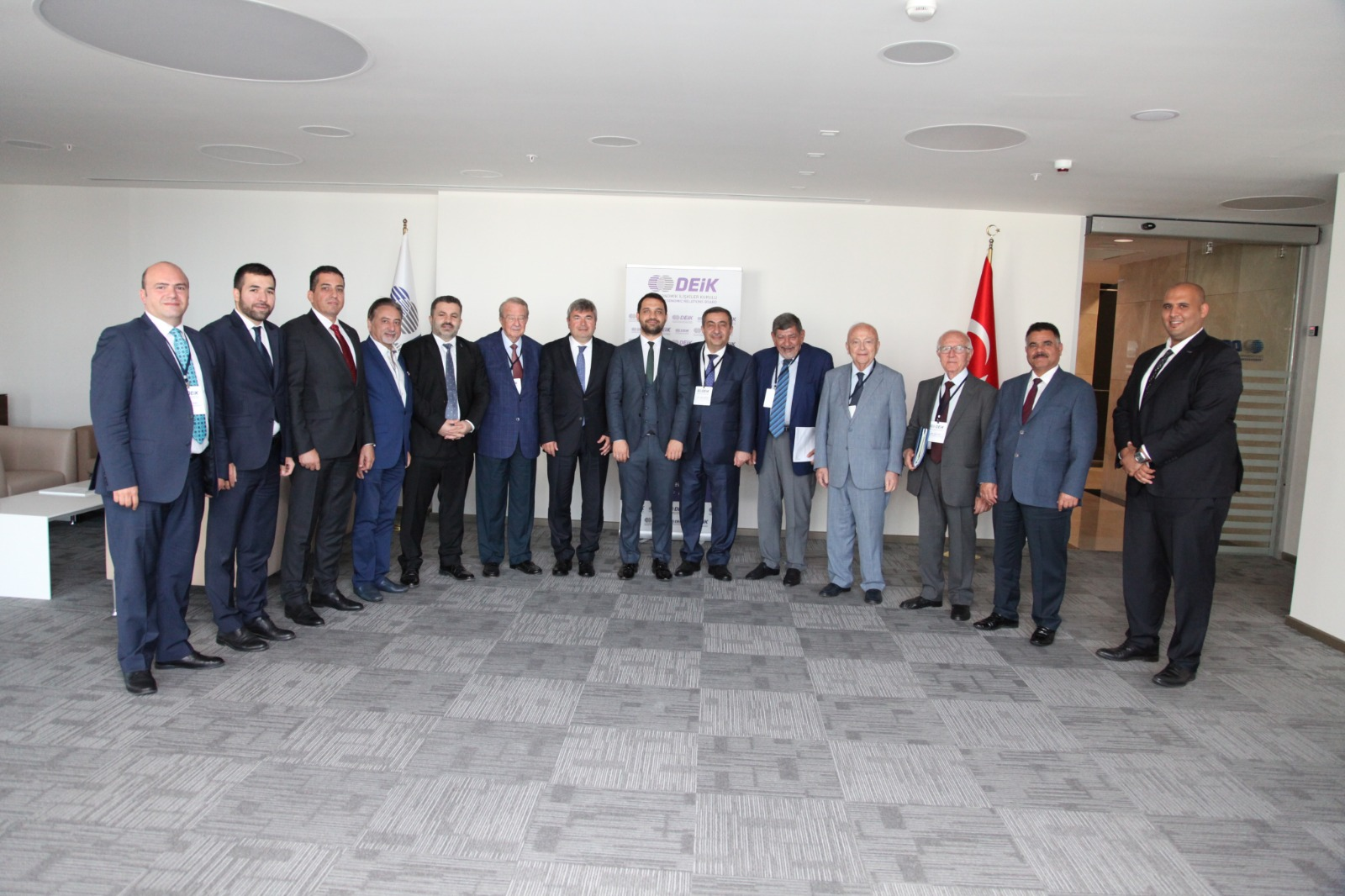 Survey Expert meets with private investors from Jordan