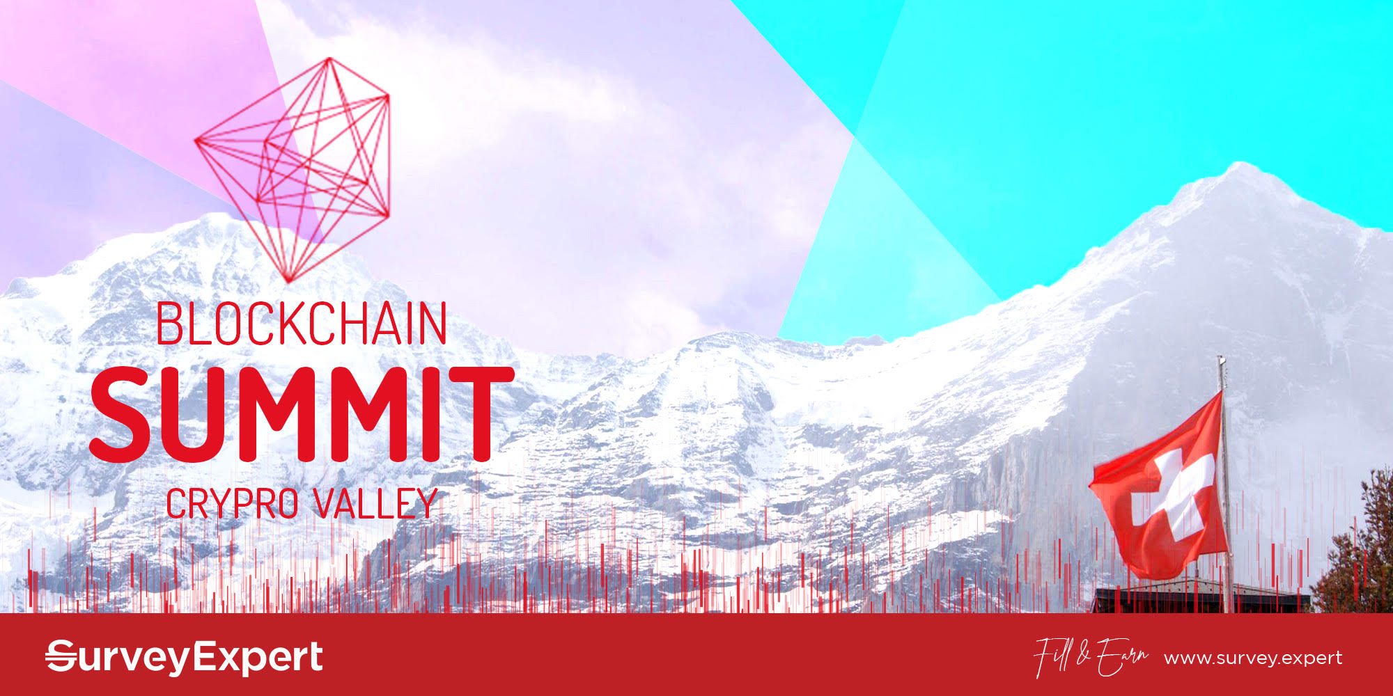 Survey Expert was at Blockchain Summit Crypto Valley
