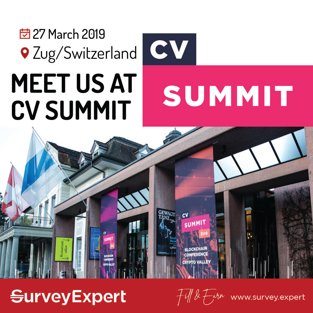 MEET US AT CV SUMMIT!